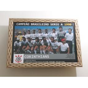 Quadro 20x30 Cm - Corinthians Campeão