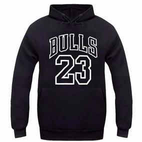 acd072810 Blusa Moleton Chicago Bulls Nba Basquete Moletom Frio Extra