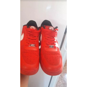 Tenis Nike Air Force Vermelho