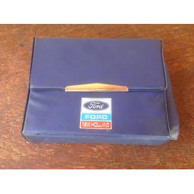 Baralho Promocional Da Ford / New Holand - Completo