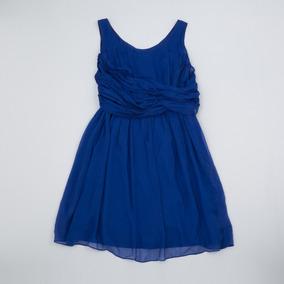 Vestido De Fiesta Azul Tienda Oficial