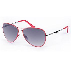 e91d04e3e5350 Oculos Sol Mormaii Mo16407333 Vermelho Lente Cinza Degradê