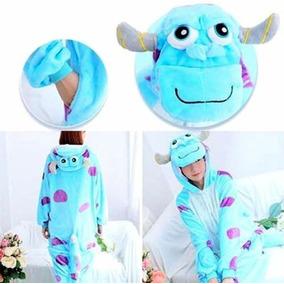 Sullivan Monster Inc Pijama Mameluco Kigurumi C