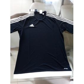 Kit De 05 (cinco) Camisa adidas Estro 15 Climalite Masculino 656486af26459