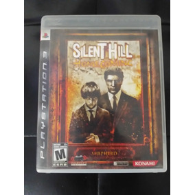 Coleção Silent Hill Ps3 (hd Collection, Downpour Homecoming)