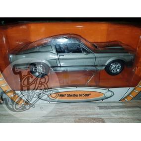 Shelby Gt 500 1967 Eleanor 60 Segundos Yat Ming 1/24