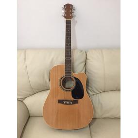 Guitarra Acústica(electroacustica) Palmer Solo Transferencia