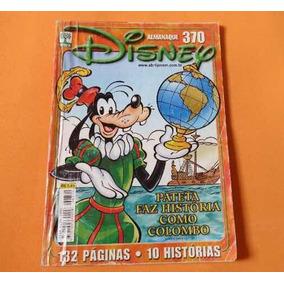 Almanaque Disney 370 - Pateta Faz História Como Colombo