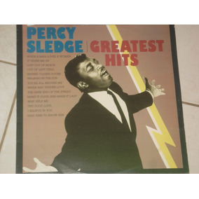 Disco De Vinil - Percy Sledge - Greatest Hits