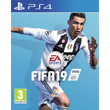 Fifa 19 Ps4 Fisico Juego Playstation 4 Fifa 2019 Ps4