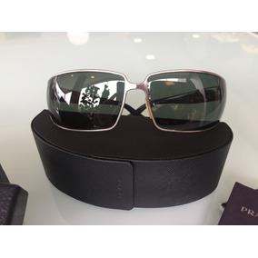 Oculos De Sol Masculino Original Prada - Óculos De Sol, Usado no ... 5feccad762