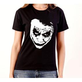 Camiseta Regata Mcd Coringa Branca - Camisetas no Mercado Livre Brasil 382ef17b328