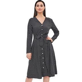 d948804ba99 Vestidos Zaful - Vestidos de Mujer Textura en Mercado Libre México