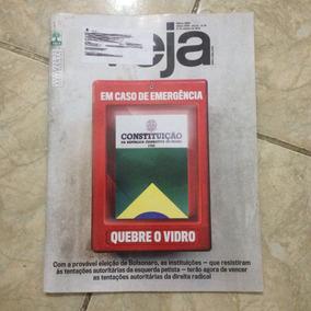Revista Veja 2606 31/10/2018 Bolsonaro Constituição Fed. C2