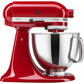 Batedeira Kitchenaid Stand Mixer Artisan Empire Red - 110v