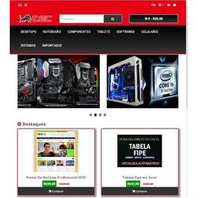 Loja Virtual Simples E Profissional