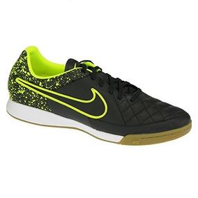 Chuteira Nike Tiempo Genio 2 Leather Futsal - Chuteiras Nike de ... 76c2e4ae7f946