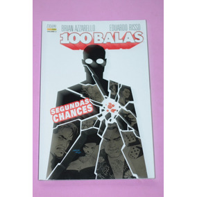 Hq 100 Balas Segundas Chances Vol.2 Ed.panini Vertigo