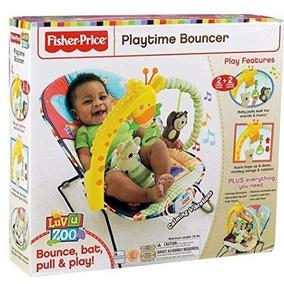 Silla Vibradora Musical Para Bebes Fisher- Price.