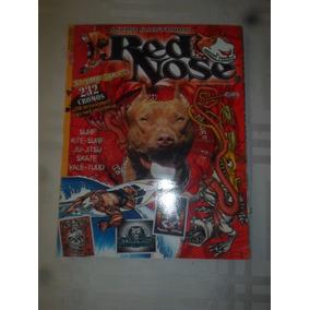 Álbum De Figurinhas Red Nose Completo