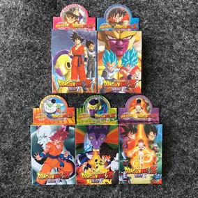 Kit 3 Cards Dragon Ball Super Goku Cartas Sortidas
