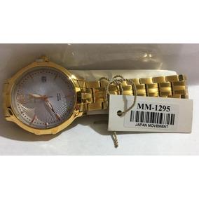bbae5df2aec Relogio Vip Dourado Feminino - Relógios De Pulso no Mercado Livre Brasil