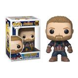 Funko Pop : Avengers Infinity War - Capitan America #288