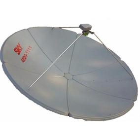 Antena Sky 1,50 Original 12x S/juros Banda Ku