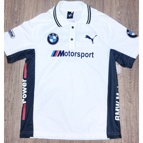 Camisa Polo Bmw Motorsport - Pólos Manga Curta Masculinas no Mercado ... 0226ac0265bf6