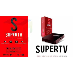 Controle Para Super Tv Red