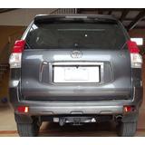 Pegadero Toyota Prado - Halatrailer Carreta Rack Porta Bici