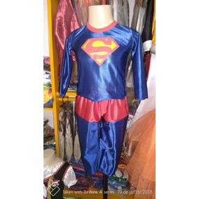 Fantasias Super Homem De 2 A 12 Anos