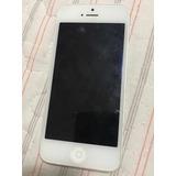 Iphone 5 16gb Branco - Estado De Novo