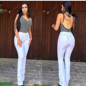 c782c7175 Kit Calça Jeans Feminina Frer - Calças Colcci Calças Jeans Feminino ...