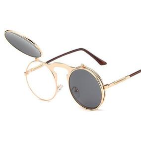 d3415d06b3dcb Oculo Retro Dourado - Óculos em Ubajara no Mercado Livre Brasil