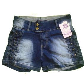 Short Jeans Feminino Plus Size 44/52 Promoção Imperdível