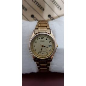 Reloj Mujer Citizen Quartz - Antigüedades en Mercado Libre Argentina 41c983afa453