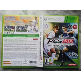 Frete Gratis Pes 2013 Xbox 360 (dvd)