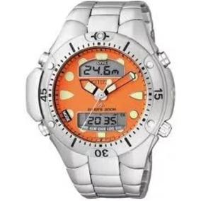9bacdd3a841 Relogio Citizen Aqualand Fundo Verde Antigo - Relógios De Pulso no ...