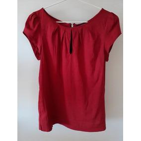 674f5ca9ed889 Blusa Roja Mujer - Ropa y Accesorios