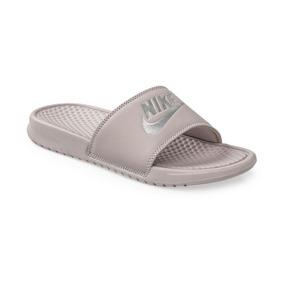 Ojotas Chinelas Nike Benassi Jdi Mujer 343881-614