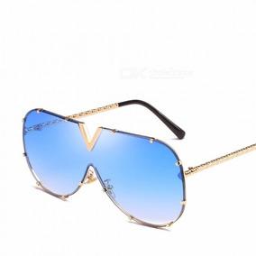 48c83180cbf6b Óculos De Sol Adidas Sem lente polarizada no Mercado Livre Brasil
