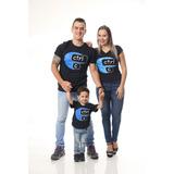 Kit Família Camisetas Ctrl-c & Ctrl-v