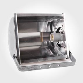 Refletor P/ Lâmp. C/ Bocal E27 Alumínio Pje-160 Nylux