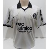 Camisa Corinthians Ronaldo Centenário 2010 Ótimo Estado - Gw