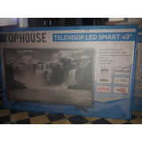 Led Smart Tv Full Hd 49