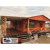 Casas Cabanas De Madera Prefabricadas En Mercado Libre Uruguay