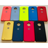Funda Silicone Cover Moto G6 / G6 Plus G6 Play / E5 Silicona