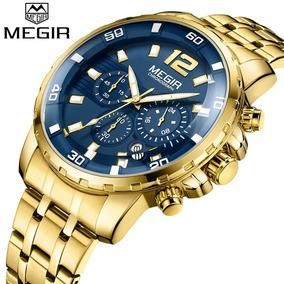 6b966590987 Relogio Megir Masculino - Relógio Masculino no Mercado Livre Brasil