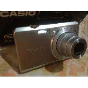 Camara Fotográfica Casio Exilim Ex-zs10 De 14.1 Megapixels